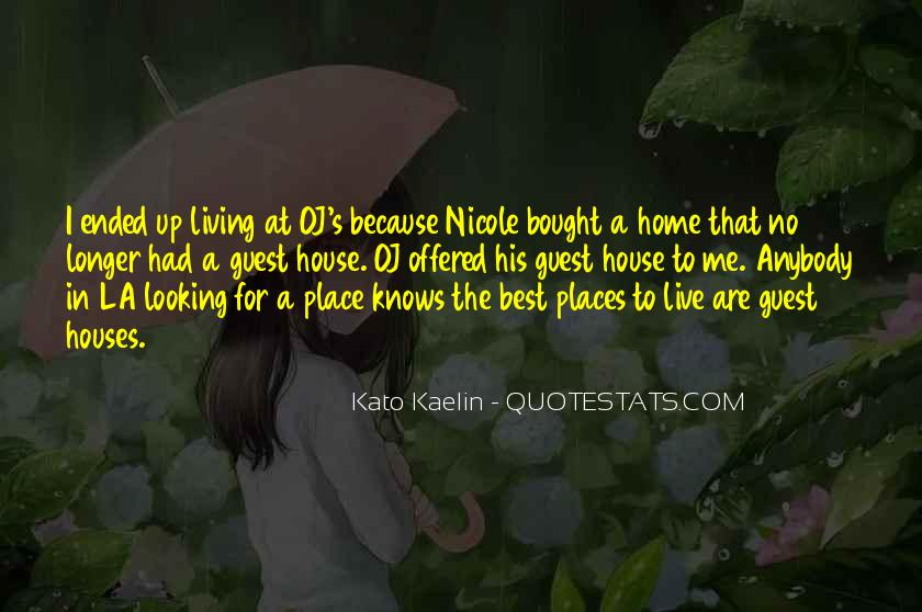 Quotes About Little Houses #33488