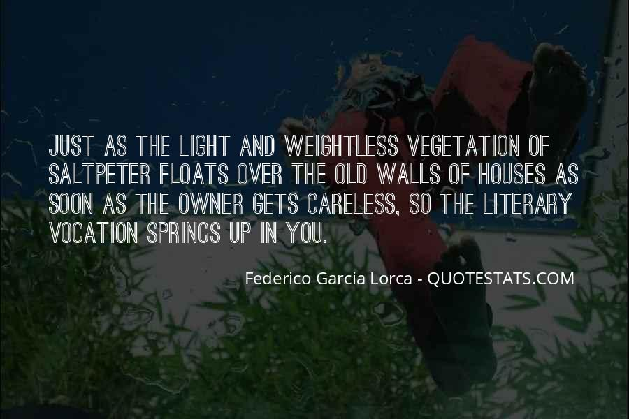 Quotes About Little Houses #57853