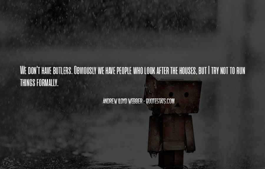 Quotes About Little Houses #57855