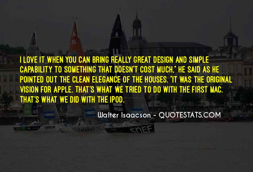Quotes About Little Houses #57994
