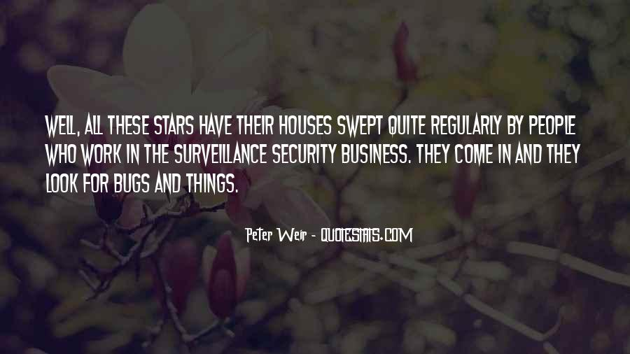 Quotes About Little Houses #635