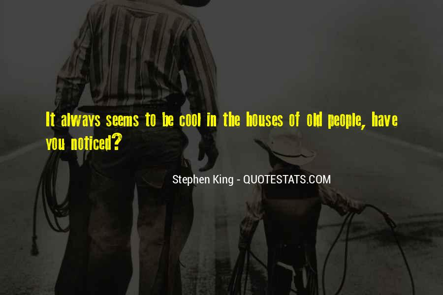 Quotes About Little Houses #71484