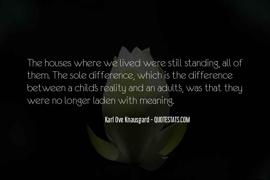Quotes About Little Houses #79995