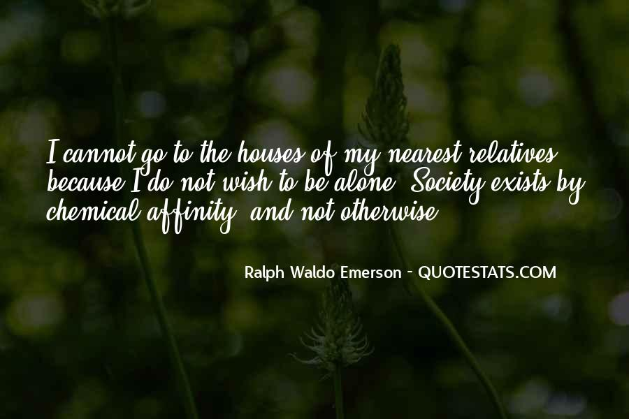Quotes About Little Houses #94697