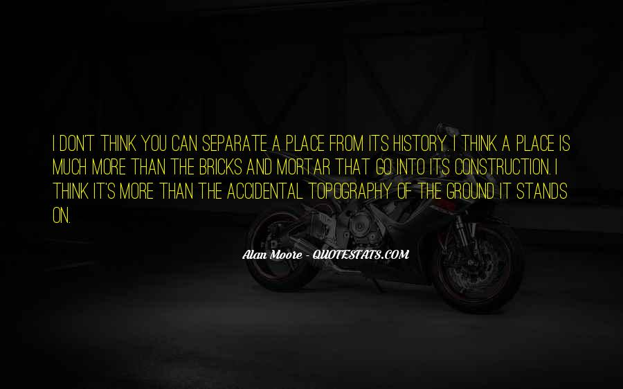 Quotes About Topography #103503