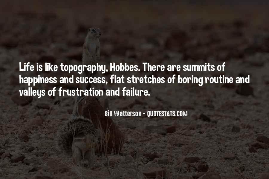 Quotes About Topography #290990