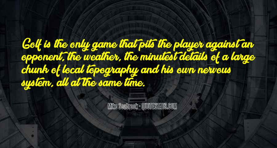 Quotes About Topography #583273