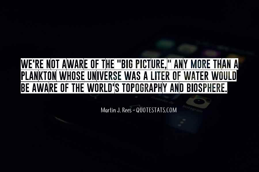 Quotes About Topography #733214