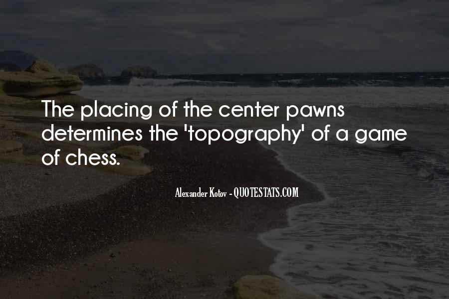 Quotes About Topography #829172