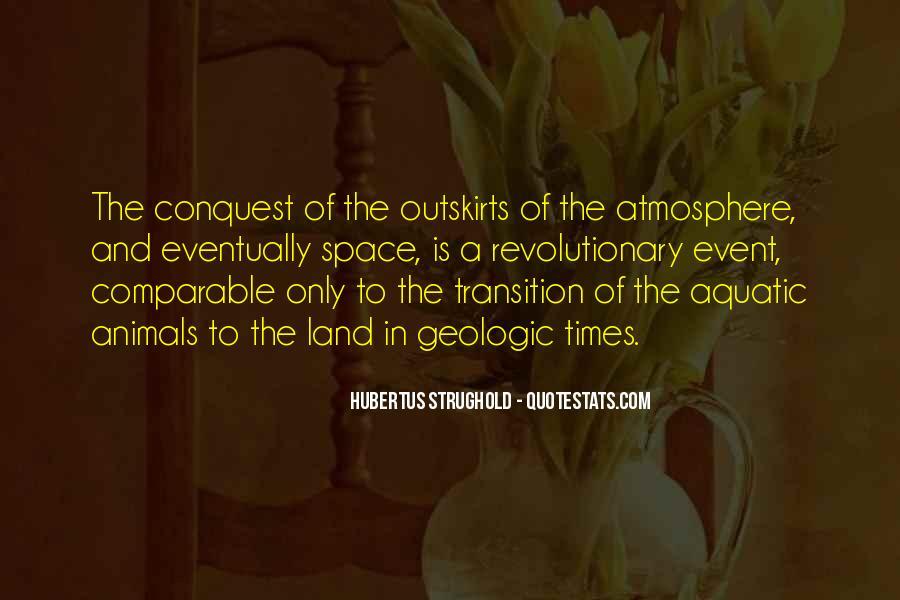 Quotes About Aquatic Animals #166738