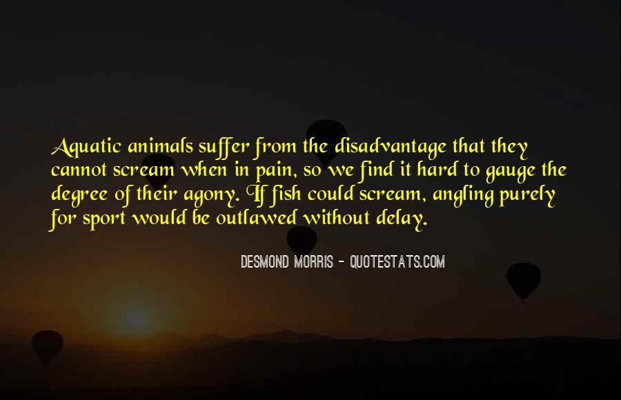Quotes About Aquatic Animals #1776968