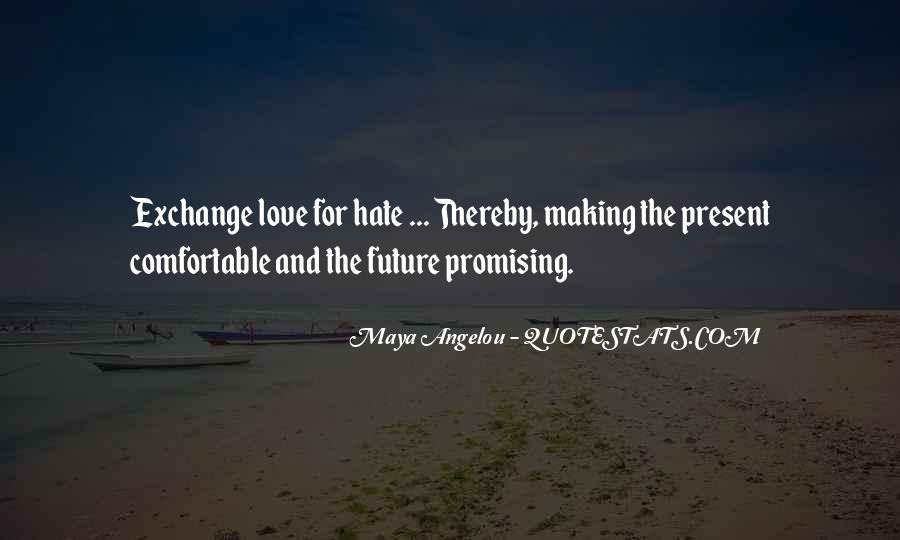 Quotes About Promising To Love #148606