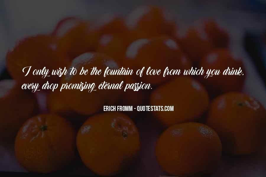 Quotes About Promising To Love #704650