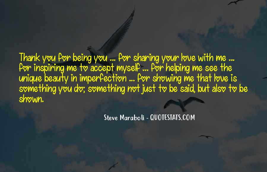 Quotes About Showing Love #374707