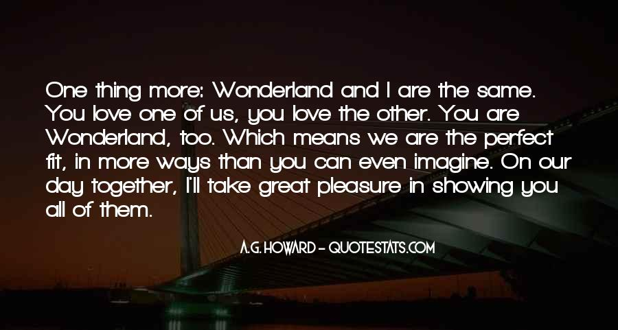 Quotes About Showing Love #540110