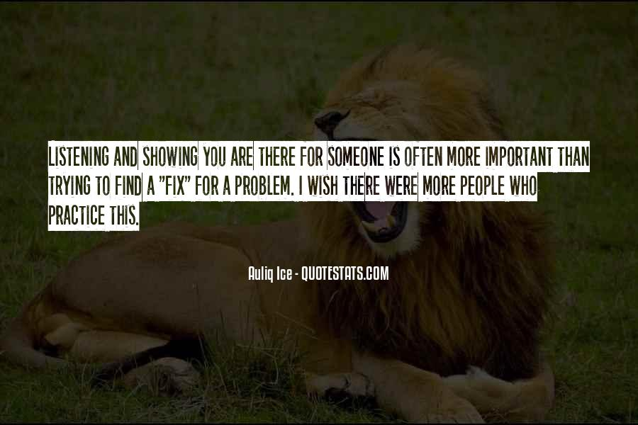 Quotes About Showing Love #649916
