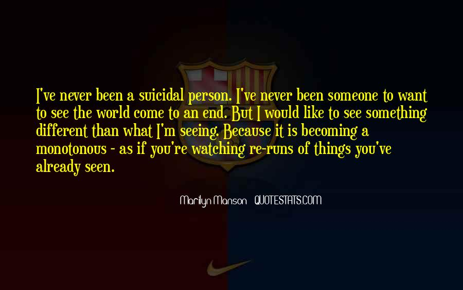 Quotes About Becoming A Person #1032577