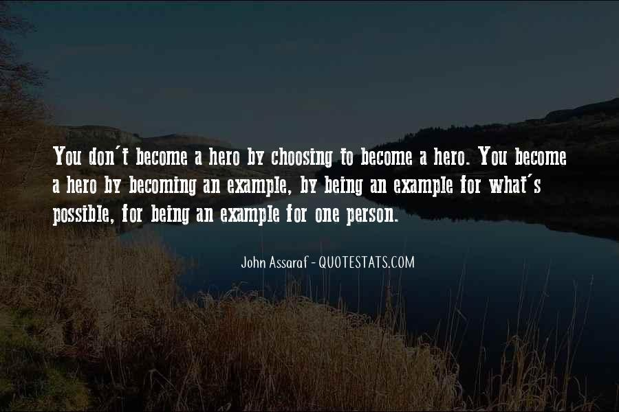 Quotes About Becoming A Person #1303032