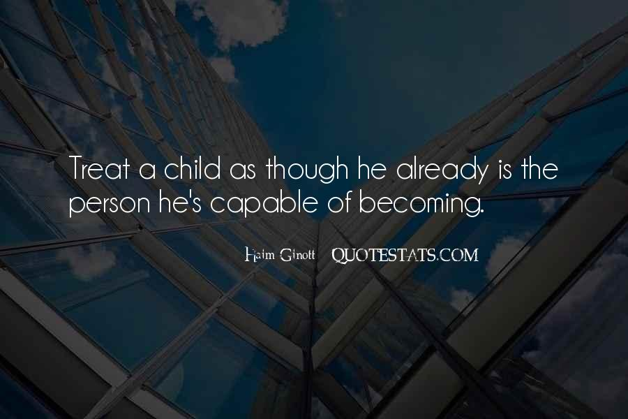 Quotes About Becoming A Person #334762