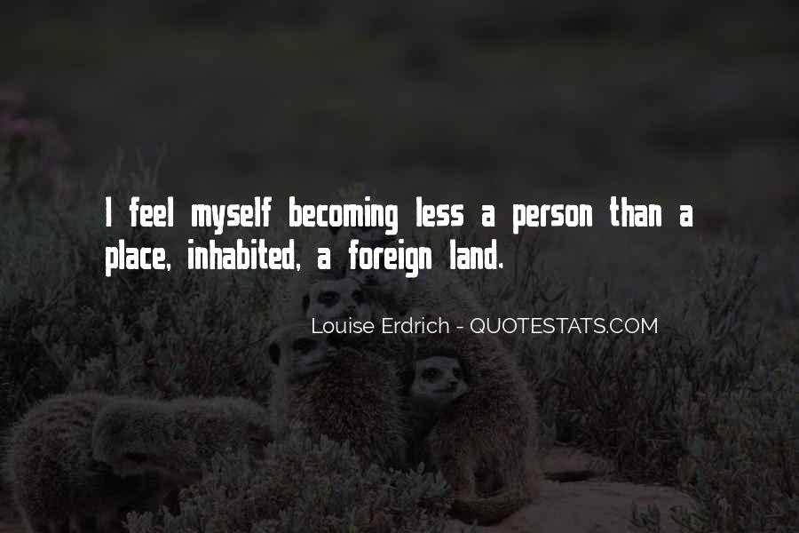 Quotes About Becoming A Person #572966