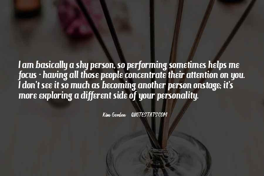 Quotes About Becoming A Person #61208