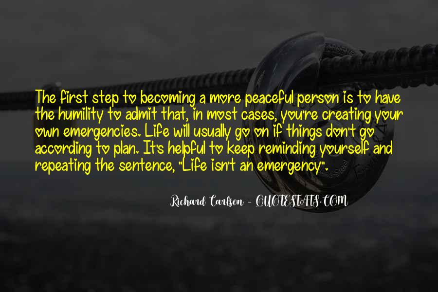 Quotes About Becoming A Person #874087