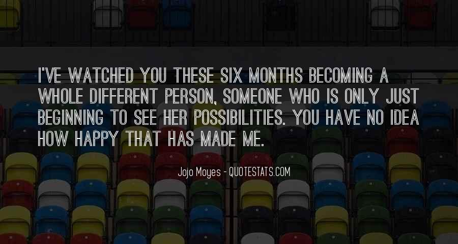 Quotes About Becoming A Person #948702