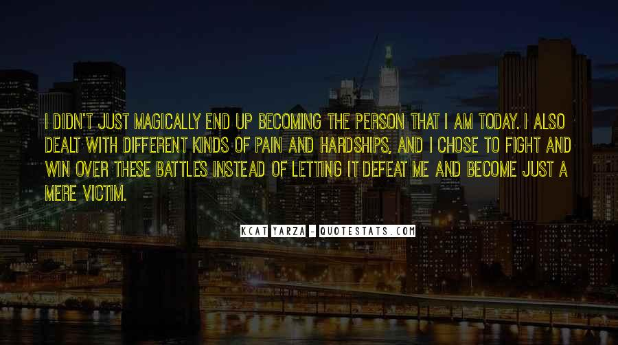 Quotes About Becoming A Person #976699