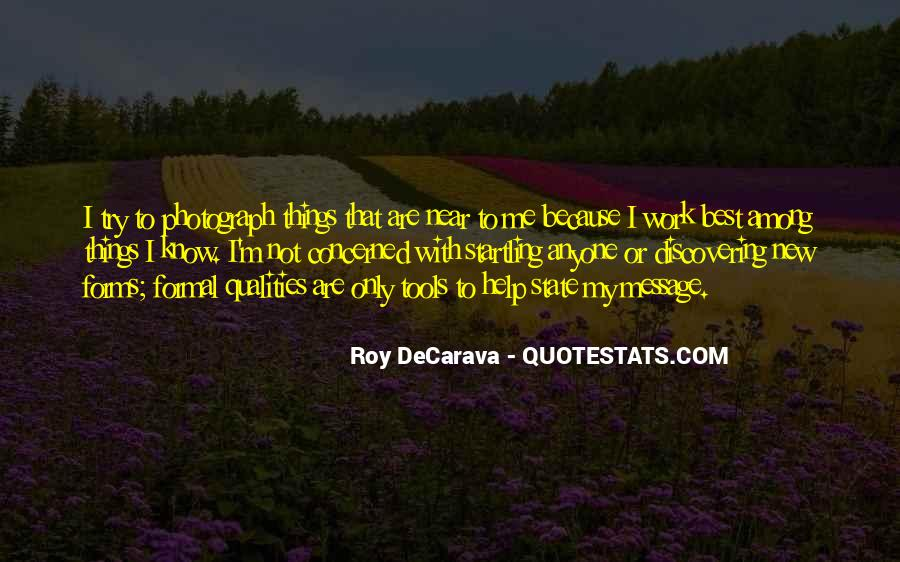 Quotes About Not Trying New Things #132052
