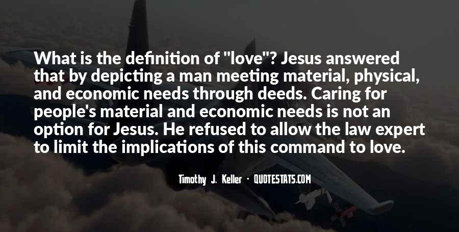Quotes About Love By Jesus #1289582