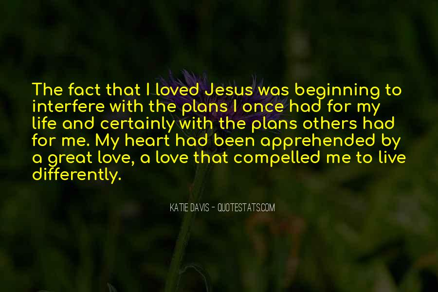 Quotes About Love By Jesus #1391967