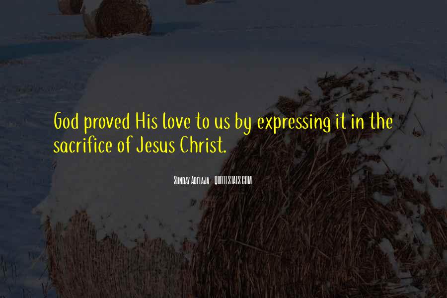 Quotes About Love By Jesus #1491065