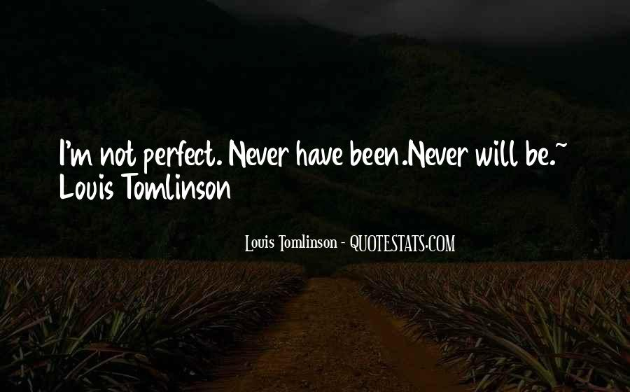 Quotes About Perfect Moments #115718