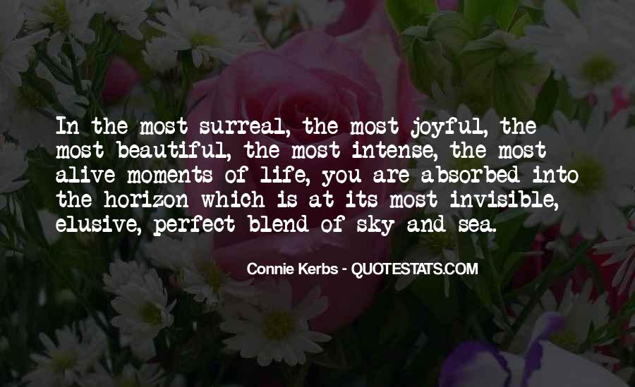 Quotes About Perfect Moments #1622106