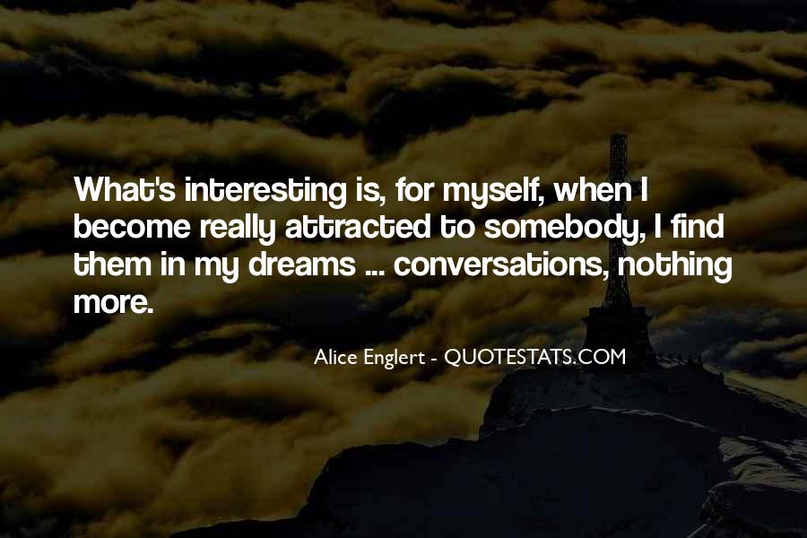 Quotes About Conversations #111827