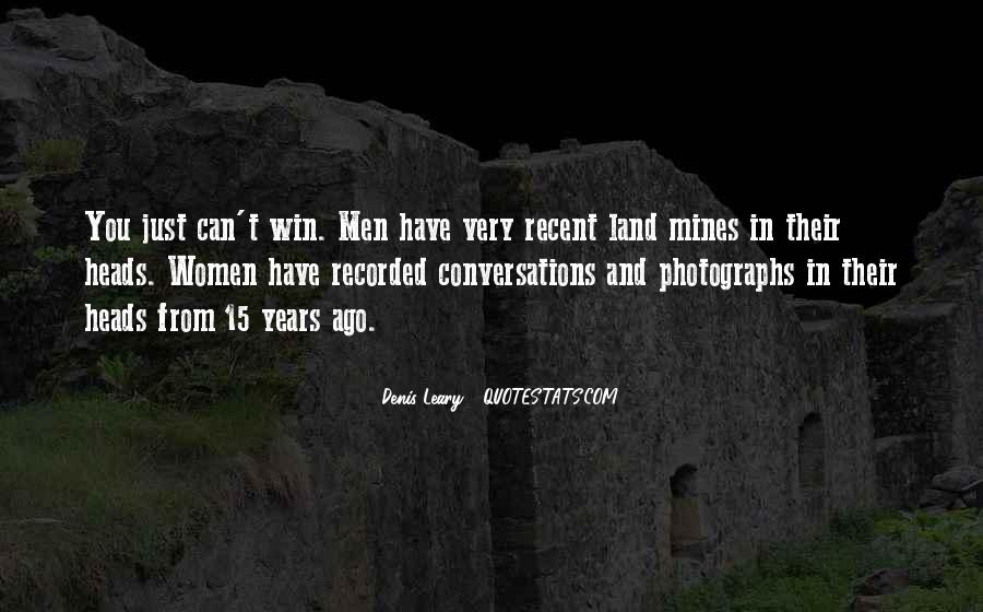 Quotes About Conversations #113229