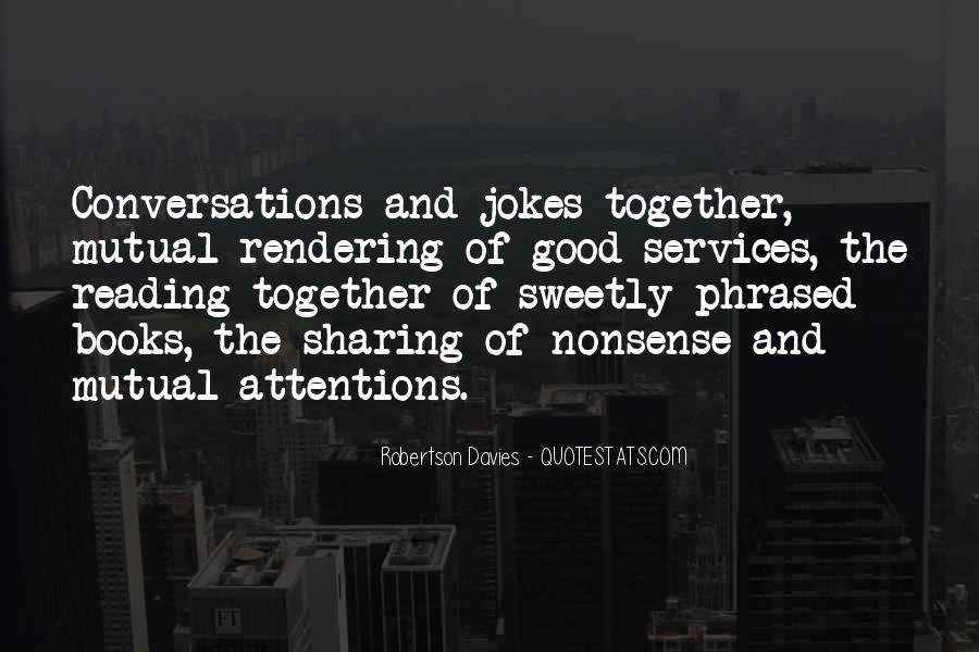 Quotes About Conversations #115713