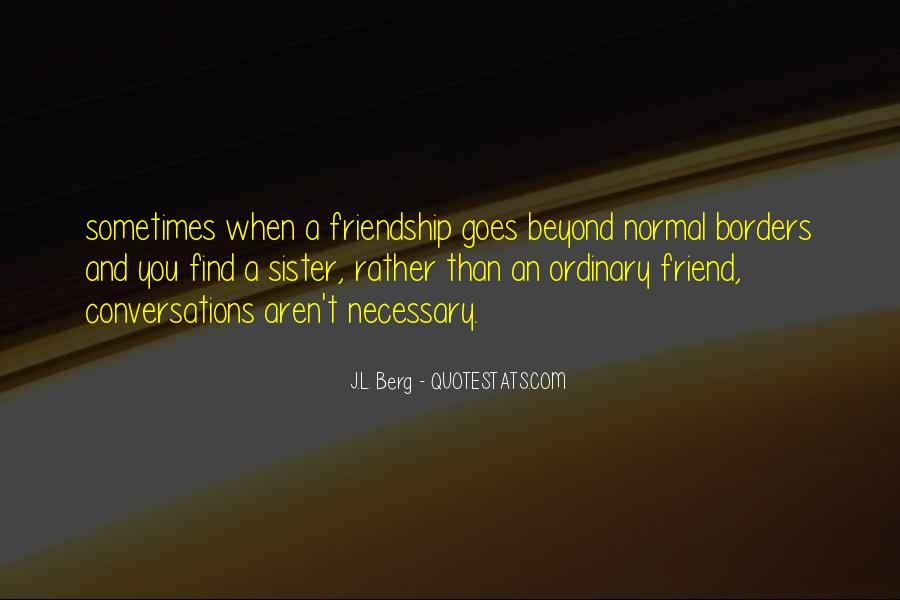 Quotes About Conversations #117812