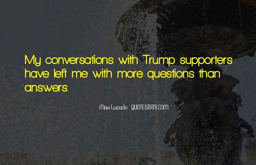 Quotes About Conversations #118520