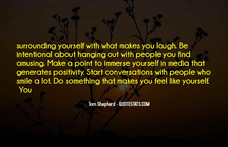 Quotes About Conversations #122846