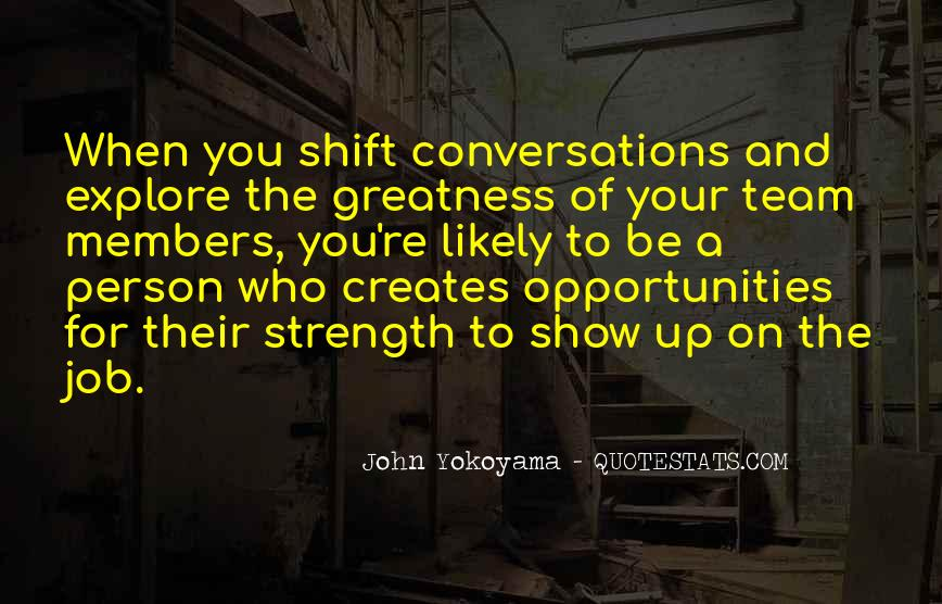 Quotes About Conversations #12662