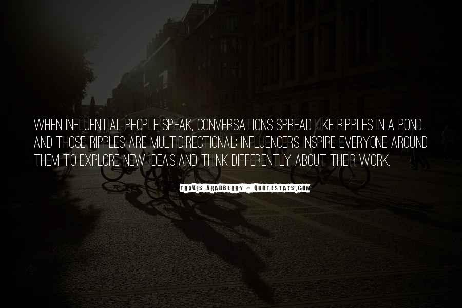 Quotes About Conversations #16137