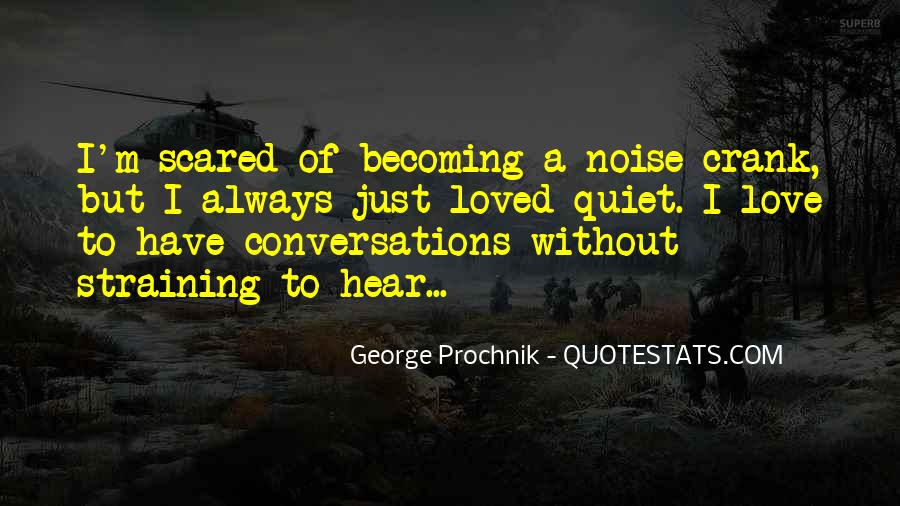 Quotes About Conversations #165890