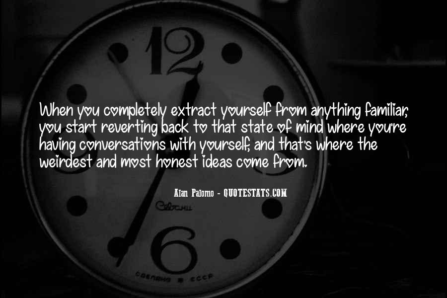 Quotes About Conversations #180967