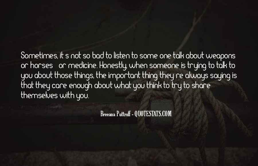 Quotes About Conversations #19603