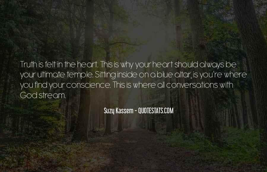 Quotes About Conversations #31387