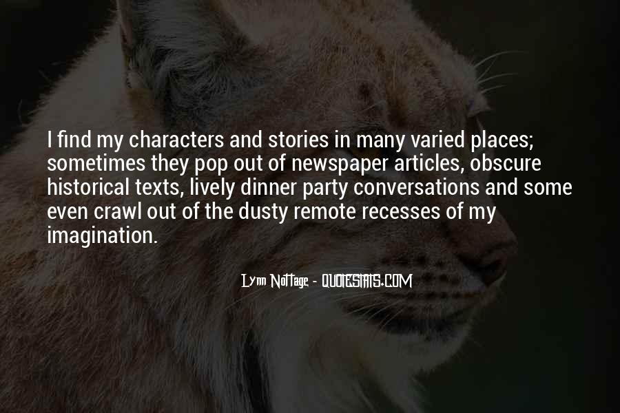 Quotes About Conversations #3415