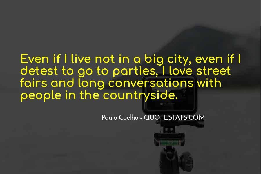 Quotes About Conversations #38178