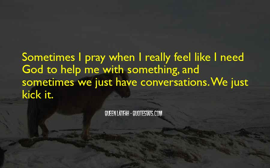 Quotes About Conversations #8198