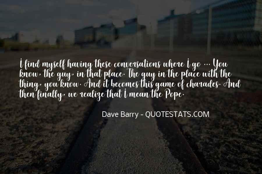 Quotes About Conversations #87921